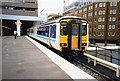 SP0687 : Class 156 at Birmingham Snow Hill, 1988 by Rob Newman