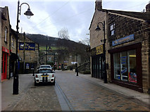 SD9927 : Bridge Gate, Hebden Bridge by Phil Champion