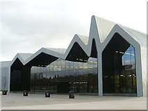 NS5566 : Riverside Museum by kim traynor
