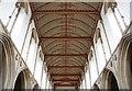 TQ1778 : St Faith, Brentford - Ceiling by John Salmon