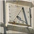 NZ2564 : Sundial on the Keelmen's Hospital by Keith Edkins