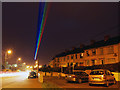 J4974 : 'Global Rainbow' over Newtownards by Rossographer