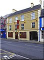 G9378 : The Atlantic Guest House, Main Street, Donegal Town by P L Chadwick