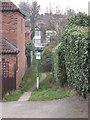 SK5642 : Nottingham - Bagthorpe Gardens (Allotments), NG5 by David Hallam-Jones