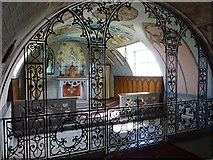 HY4800 : Interior of the Italian Chapel, Lamb Holm, Orkney Islands by Robin Drayton