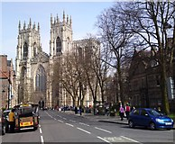 SE6052 : York Minster by Chris Morgan