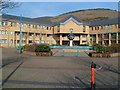 SS7690 : Port Talbot Civic Centre by Jaggery