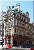 SJ3490 : Former Adelphi Bank, Castle Street, Liverpool by Stephen Richards