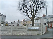 SO9596 : Kempthorne Road View by Gordon Griffiths