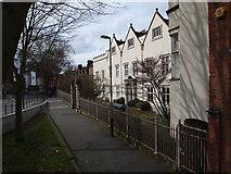 SK5803 : Leicester - City Centre by David Hallam-Jones