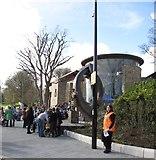 J4844 : The St Patrick Interpretation Centre, Downpatrick by Eric Jones