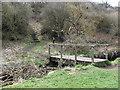 NZ3066 : Footbridge over Wallsend Burn by Christine Westerback