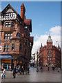 SK5739 : Nottingham - NG1 by David Hallam-Jones