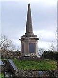 SH5371 : Britannia Bridge Memorial, Llanfairpwllgwyngyll by Meirion