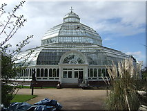 SJ3787 : Palm House, Sefton Park by JThomas