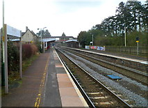 ST9897 : Kemble railway station by Jaggery