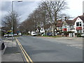 SJ4188 : Woolton Road heading west by JThomas