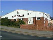 TM3877 : Former Micropress Ltd premises by Adrian Cable
