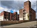 SD7208 : Derelict Mill by David Dixon