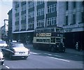 SK5739 : An old bus in Nottingham City Centre by David Hillas