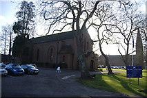 SU8652 : Garrison Church of St Andrew of Scotland by N Chadwick