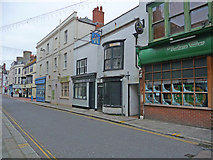 SY6778 : Weymouth - St Edmunds Street by Chris Talbot
