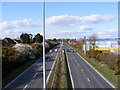 TM2445 : A12 Martlesham Bypass by Geographer