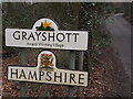 SU8635 : Grayshott, Hampshire by Colin Smith