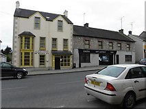 H6357 : Askins Off-licence & Restaurant, Ballygawley by Kenneth  Allen