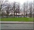 SJ8695 : St John's Green by Gerald England