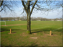 SU6050 : Stratton Park playing fields by Given Up