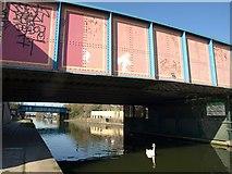 TQ2282 : Mitre Bridge by Derek Harper