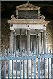 SK9576 : Sir John Monson tomb, St John's church, South Carlton by J.Hannan-Briggs