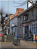 ST0207 : Market House Inn by David Smith
