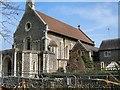 SU7173 : St James's Church, Reading by Paul Gillett