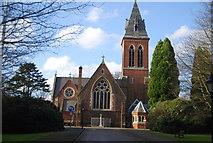 SU8551 : Royal Garrison Church of All Saints by N Chadwick
