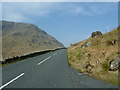 NY4007 : A592 south of the Kirkstone Pass Inn by Alexander P Kapp