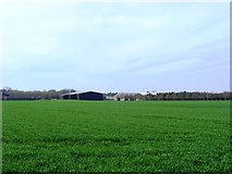 TL8068 : Brakey Pin Hall Farm by Stuart Shepherd