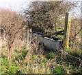 SU0724 : Old drinking trough by Jonathan Kington