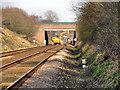 SJ6295 : Working Under The Bridge by David Dixon