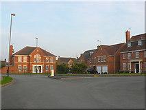 SP2663 : New Housing Estate by Nigel Mykura