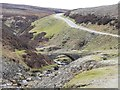 NY9700 : Small bridge across Mill Gill by Christine Johnstone