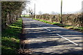 SP8931 : The road to Stoke Hammond by Philip Jeffrey
