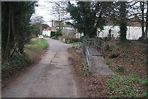 TR1955 : Dry ford, Old Palace Rd by N Chadwick