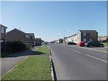 SE2040 : Greenlea Avenue - New Road by Betty Longbottom