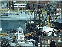 SU6200 : HMS Victory by Colin Smith