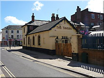 SU3521 : Romsey - The Tavern by Chris Talbot