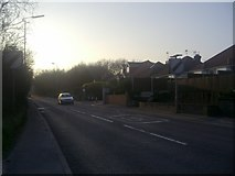 TQ6057 : Leaving Borough Green on Maidstone Road by David Howard