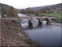 SJ1143 : Pont Carrog by M J Richardson