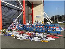 SD6409 : Bolton Wanderers FC, Reebok Stadium by David Dixon